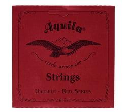 Afinación del ukelele con cuarta grave Aquila Red series ukelelegirl.es