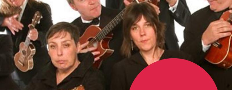 La Ukulele Orchestra de Gran Bretaña
